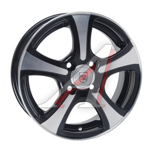 Диск колесный литой HYUNDAI Accent,Getz R14 BD TECH Line 405 4x100 ЕТ45 D-54,1