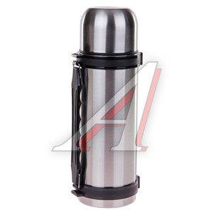 Термос 1.5л узкая горловина, сталь, ручка с кнопкой BIOSTAL NY-1500-2, BIOSTAL NY-1500-2