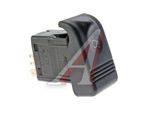 Выключатель клавиша ВАЗ-2110 наружного освещения АВТОАРМАТУРА 84.3709