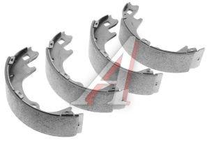 Колодки тормозные HYUNDAI Porter 2 задние барабанные (4шт.) HANKOOK FRIXA FLH14, 58305-4FA01
