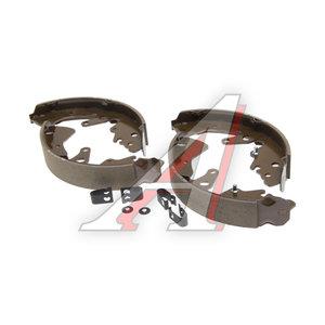 Колодки тормозные SUZUKI Grand Vitara (05-) задние барабанные (4шт.) OE 53200-65J02, GS7836