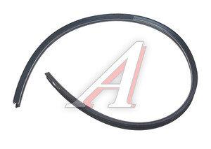 Уплотнитель стекла УАЗ-452 опускного кабины задний (бархотка) 3741-6103254, 3741-00-6103254-00, 451Д-6103254