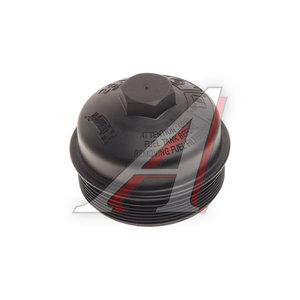 Крышка MERCEDES Actros фильтра топливного HENGST H500K, 38147/462780/010065, A0000925208