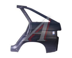 Крыло ВАЗ-2112 заднее левое АвтоВАЗ 2112-8404015, 21120840401500