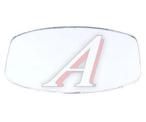 Элемент зеркальный УАЗ основной плоский 240х160мм 452-8201057 стекло, 452-8201057