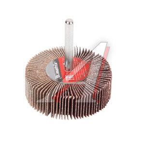 Круг зачистной лепестковый радиальный 60х20мм Р80 MATRIX 74114