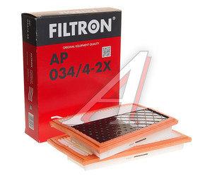 Фильтр воздушный MERCEDES C (W203) (05-06),E (W211) (05-09) FILTRON AP034/4-2X, LX1850/1+LX1850/2, A6420940404