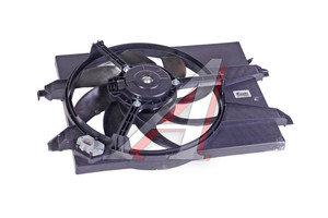 Вентилятор FORD Focus (1.4/1.6) охлаждения электрический NISSENS 85220, 1306759/1344539