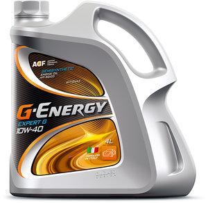 Масло моторное Expert G п/синт.4л G-ENERGY G-ENERGY SAE10W40,