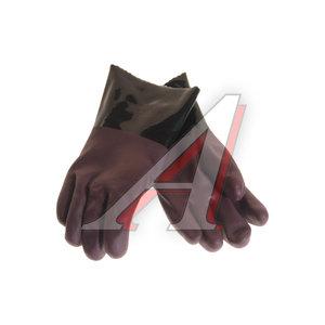 Перчатки утепленные высокопрочный полиуретан Oil-baffer+ р.10 BLACK CRYSTAL BC-1208-10