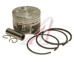 Поршень двигателя ЗМЗ-406 d=92.5 (группа А) с поршневыми и ст.кольцами,пальцами 1шт. ЕВРО-2 ЗМЗ 406-1004018-100-АР/01, 4060-01-0040181-61