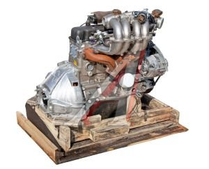 Двигатель УМЗ-4213 (АИ-92 107 л.с.) инжектор для авт. УАЗ ЕВРО-3 с диафрагменным сцеплением № 4213.1000402-50