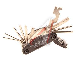 Набор инструментов для велосипеда 15шт. KL-9802,