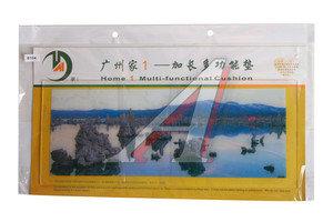 Коврик на панель приборов универсальный противоскользящий 400х160 с рисунком обмелевшее озеро ART8104