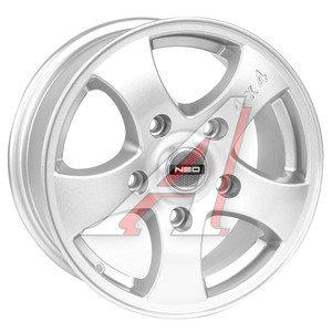 Диск колесный ВАЗ литой R15 S NEO 541 5x139,7 ЕТ40 D-98