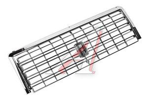 Облицовка радиатора ВАЗ-2107 хром с молдингом комплект Сызрань (оригинал) 2107-8401014,