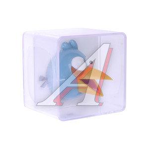 Ароматизатор на дефлектор пластик-пропитка (морской бриз) фигура Птица белая Angry Birds 3D PRIDE 073028, AB028