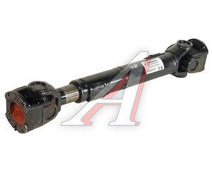 Вал карданный УРАЛ задний (4 отверстия) L=820мм YHT 6361ЯX-2201010