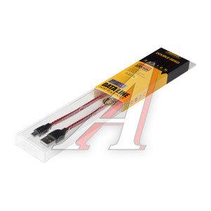 Кабель micro USB 1м красный REMAX REMAX RM-000140