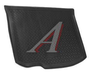 Коврик багажника MAZDA 3 хетчбек (09-) полиуретан NOR NPL-P-55-04N