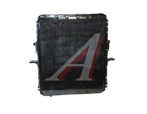 Радиатор МАЗ-5337,54358,5433 медный 3-х рядный дв.ЯМЗ-236М2 ШААЗ 5551-1301010, 5551-1301010-03