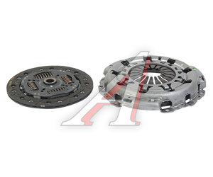 Сцепление FORD Fusion LUK 619306309, 3000951006, 1328008