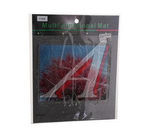 Коврик на панель приборов универсальный противоскользящий 180х150 с рисунком дерево сакура ART1145