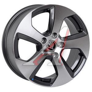 Диск колесный литой SKODA Superb (08-),Yeti R16 SK99 GMF REPLICA 5х112 ЕТ45 D-57,1