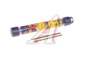 Сверло по металлу 2.0х49мм (2шт.) HSS Cobalt IRWIN 10502509,