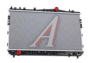 Радиатор CHEVROLET Lacetti (04-) (1.4/1.6/1.8) МКПП AVA DWA2073,