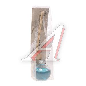Ароматизатор в карман двери жидкостный (океанский бриз) с палочками 100мл Аромат Вдохновения FKVJP FOI-S-143