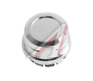 Колпак ступицы колеса ВАЗ-2108 декоративный пластик хромированный 2108-3103065ПХ, 2108-3103065