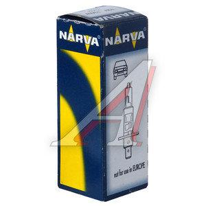 Лампа 12V H1 130W P14.5s коробка 1шт. Rally NARVA 48380, N-48380
