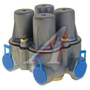 Клапан MAN VOLVO защитный 4-х контурный DIESEL TECHNIC 244043, AE4428/II36011000/TT0308006, 81521519005