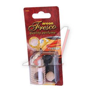 Ароматизатор подвесной жидкостный (вояж) дерево Fresco AREON FR03, 704-051-903