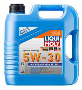 Масло моторное LONGTIME HIGH TECH синт.4л LIQUI MOLY LM SAE5W30 7537