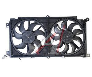 Вентилятор SSANGYONG Actyon (10-) (M/T) охлаждения электрический в сборе OE 2132134022