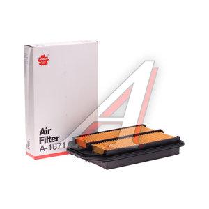 Фильтр воздушный HONDA CR-V (07-12) SAKURA A-1671, 17220-RZA-000