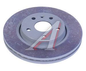 Диск тормозной CHEVROLET Cruze OPEL Astra J (R15) передний (1шт.) OE 13502045, DF7475