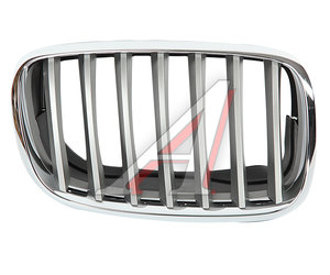 Решетка радиатора BMW X5,X6 декоративная правая OE 51137185224