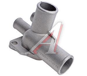 Патрубок ВАЗ-2108 головки блока выпускной металл АвтоВАЗ 2108-1303014-10, 21080130301410