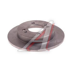 Диск тормозной KIA Picanto (04-) задний (1шт.) VALEO PHC R2050, 58411-07500