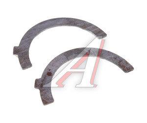 Полукольцо опорное коленвала М-2140 номинал комплект 412-1005183