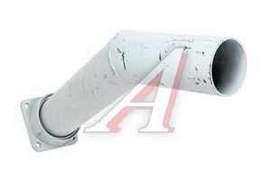 Труба выхлопная глушителя МАЗ с шарниром МВС 54322-1203075