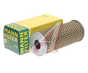 Фильтр масляный АКПП MERCEDES MANN H729, OX59, A0001848925