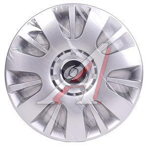 Колпак колеса R-14 декоративный серый комплект 4шт. 222 222 R-14,