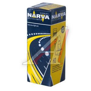 Лампа H3 24V 70W NARVA 48700, N-48700