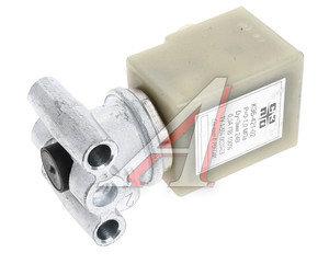 Клапан электромагнитный МАЗ 24V КЭБ 421-02 в сборе (штоковый разъем) СЭПО КЭБ 421-02