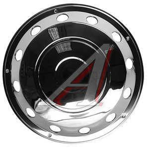 Колпак колеса 521 F22,5 передний INOX (2шт.) 521,