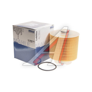 Фильтр воздушный AUDI A6 (04-) (2.7/3.0 TDI) MAHLE LX1006/1D, 059133843B